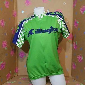 Voler Cycling Shirt Green Size Large